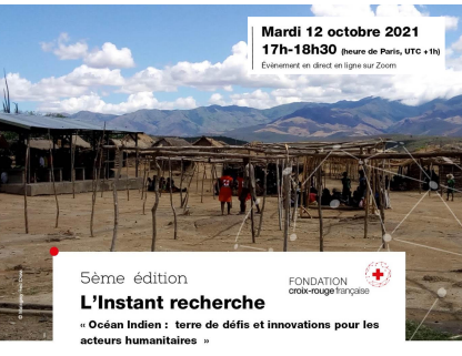[Webinar] Indian Ocean: land of challenges and innovations for humanitarian actors